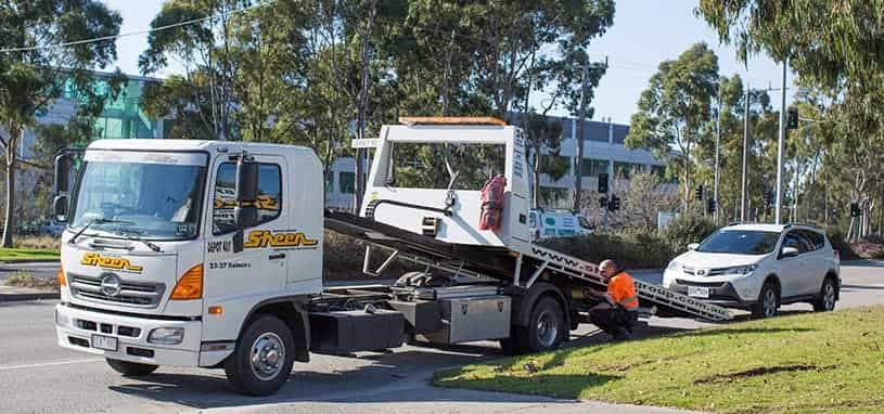 cheap towing melbourne