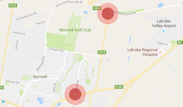 morewell hot spots